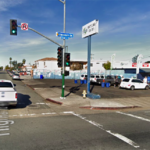 Scene of accident at University and Highlands avenue in San Diego. Image via Google Maps