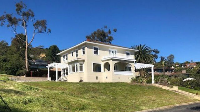 Historic home at 310 San Fernando Street