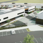 Rendering of planned elementary school