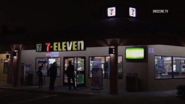 7-Eleven robbed on Midway Drive