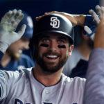 Greg Garcia - Padres