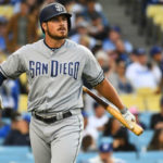 San Diego Padres outfielder Hunter Renfroe