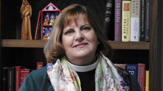 Rev. Canon Susan Brown Snook