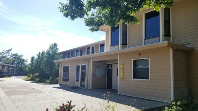 Residence hall at Sierra College