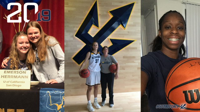 UCSD Women's basketball