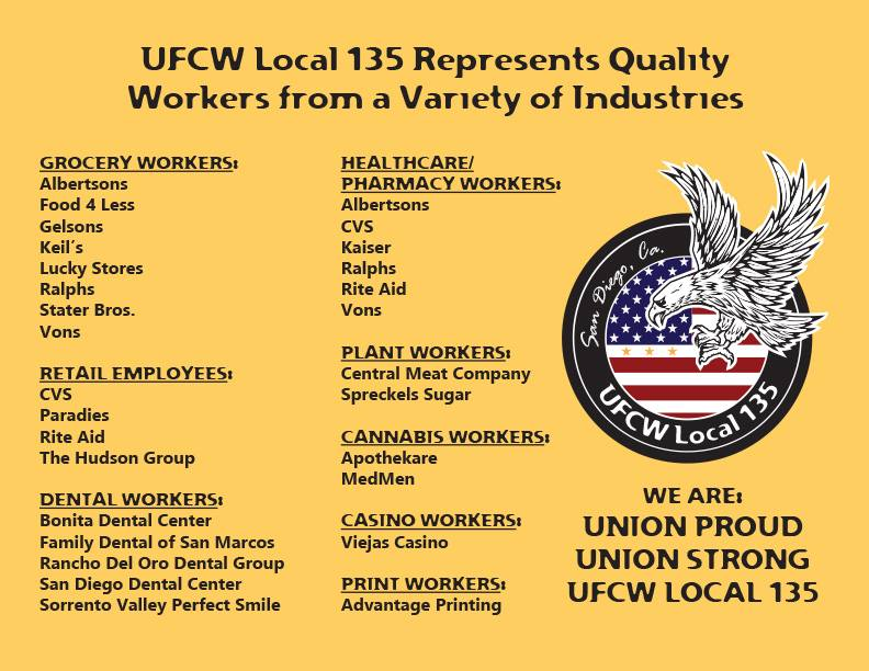 Grocery Workers to Vote on Potential Strike Against 3 Major SoCal