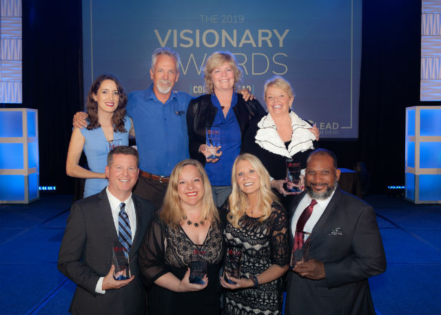 The LEAD San Diego 2019 Visionary Award winners
