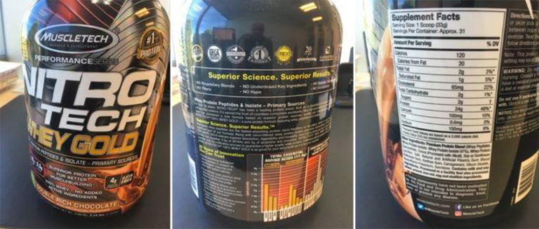 Stirley Jones' container of MuscleTech protein powder was found to contain USADA-banned stanozolol. Jones says he didn't put it there.