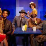 """The cast of """"Another Roll of the Dice"""" at North Coast Repertory Theatre"""