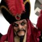 Joo Skellington of Mexico plays Captain Hook at Comic-Con 2019.