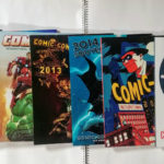 Programs for past Comic-Cons
