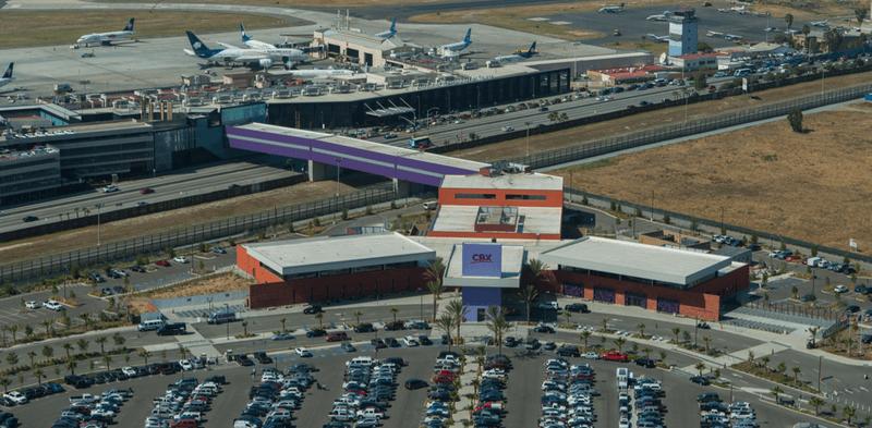 Tijuana Airport Bridge Sees 33 Increase In Passenger