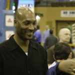 Former UCLA basketball star Ed O'Bannon