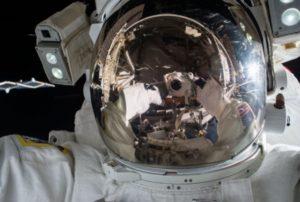 Fleet Science astronaut