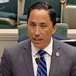 Todd Gloria addresses the Assembly