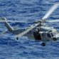 Chopper from Helicopter Sea Combat Squadron 5. One of its sailors is lost at sea.