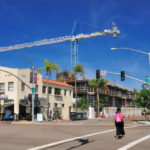 Housing under construction in Hillcrest