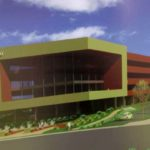 Southeastern Live Well Center in artist's rendering.