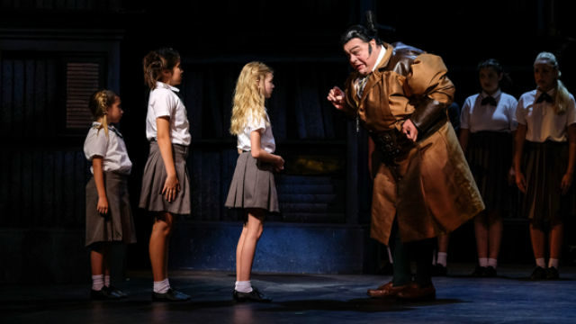 "A scene from ""Matilda the Musical"""