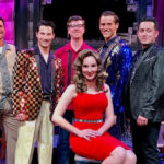"The cast of ""Million Dollar Quartet"""