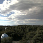 Thunderheads over Mount Laguna