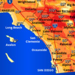 High temperatures forecast for Sunday