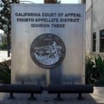 California 4th District Court of Appeal courthouse in Santa Ana.