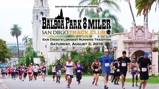 Balboa Park 8 Miler is expected to include a runner from Qatar in the Persian Gulf area.