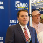 Carl DeMaio at campaign kickoff