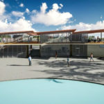 Welcome center for Costa Vista RV Resort