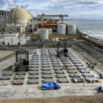 Dry cask storage at the San Onofre Nuclear Generating Station