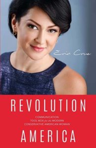 "Erin Cruz book ""Revolution America"" came out in 2017."