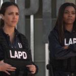 "Jessica Alba in ""L.A.'s Finest."""