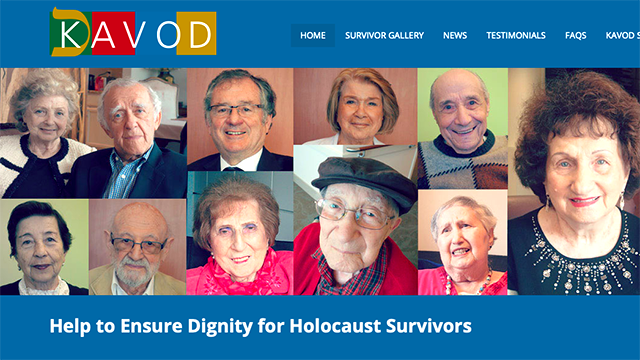 Homepage image from Kavod via kavodensuringdignity.com