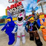 The Carlsbad version of The Lego Movie World attraction will be similar to this one in Florida.
