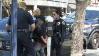 Suspect Robbery San Diego