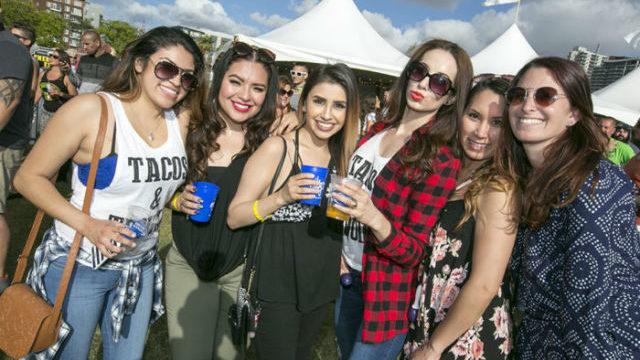 2016 San Diego Margarita Fest