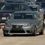 Stolen car abandoned on northbound Interstate 5 in Cardiff