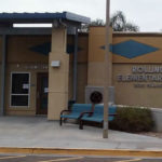 Entrance to Rolling Hills Elementary School