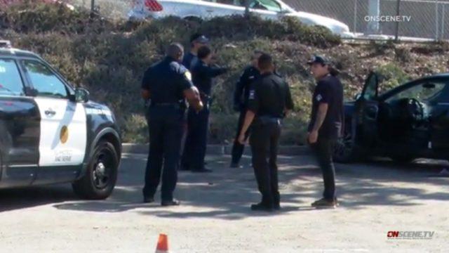 San Diego Police San Ysidro Chamber