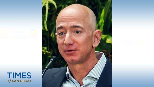 Jeff Bezos is founder of Amazon.com and Blue Origin and is owner of The Washington Post.