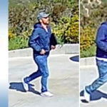 Police say these two people are suspects in La Jolla house theft.