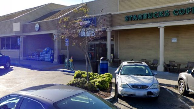 Vons Bank Robbery