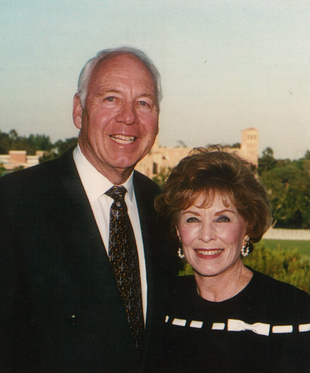 ish Market co-founder Bob Wilson with wife, Marion