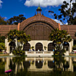 Bontanical Building in Balboa Park