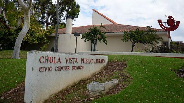 Chula Vista Public Library