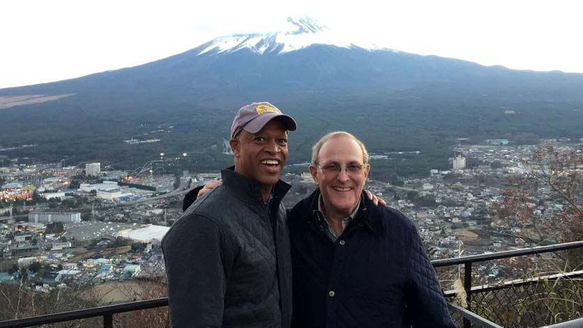 Willie Banks of Carlsbad Leaps into Track & Field Stratosphere — IAAF Council