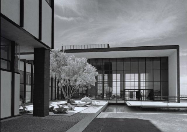 General Dynamics building in San Diego
