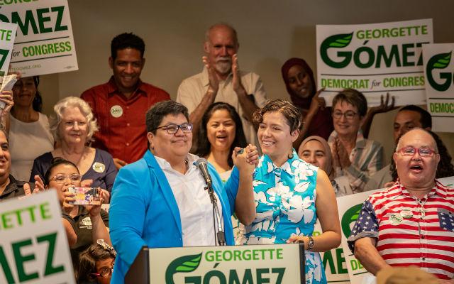 Georgette Gomez campaign kickoff