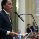 Todd Gloria speaks in the state Assembly
